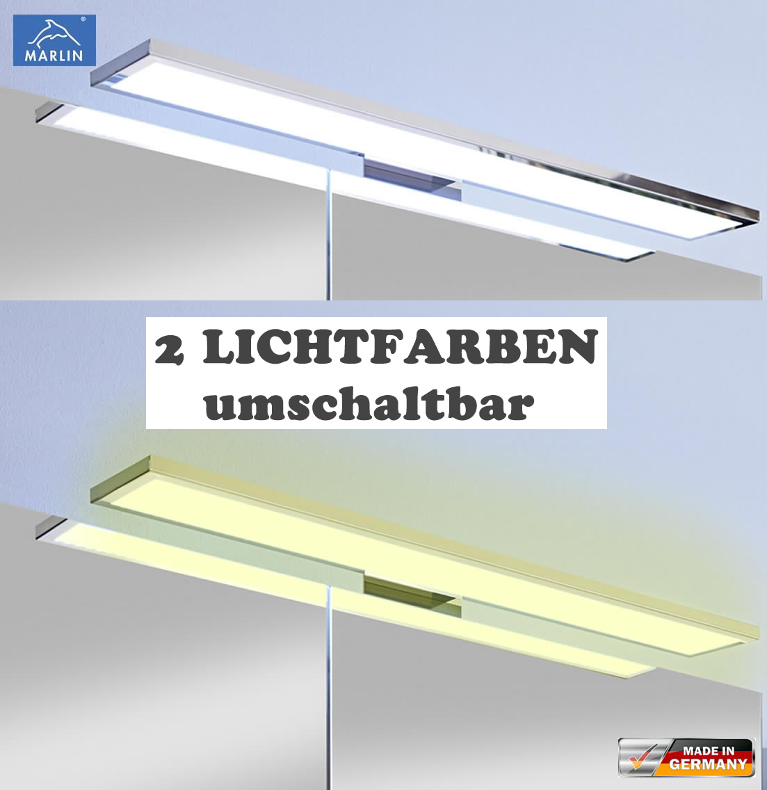 Marlin LED 2 Lichtfarben