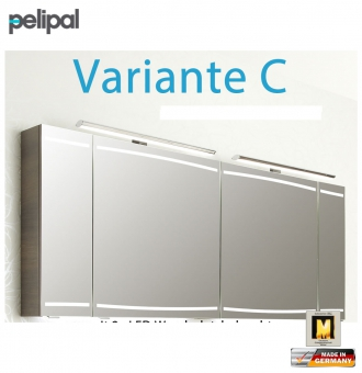 pelipal cassca spiegelschrank 160 cm cs sps 23 variante c impuls home. Black Bedroom Furniture Sets. Home Design Ideas