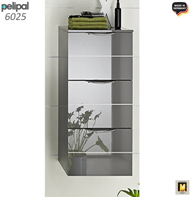 pelipal solitaire 6025 highboard 30 cm breite 3 ausz ge hb 30 03 impuls home. Black Bedroom Furniture Sets. Home Design Ideas