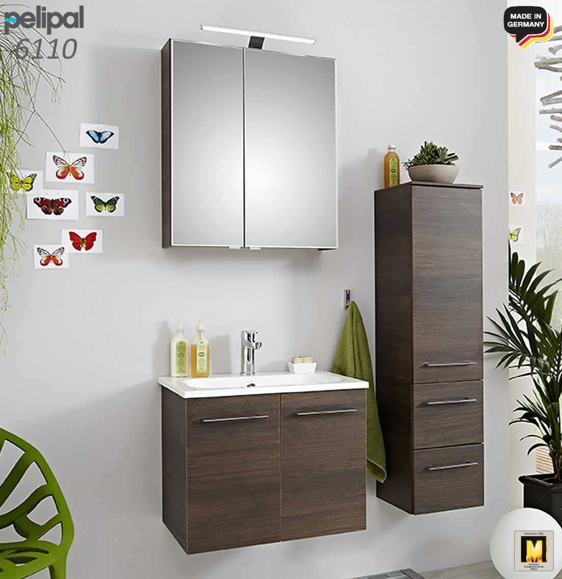 pelipal badm bel 60 cm reuniecollegenoetsele. Black Bedroom Furniture Sets. Home Design Ideas
