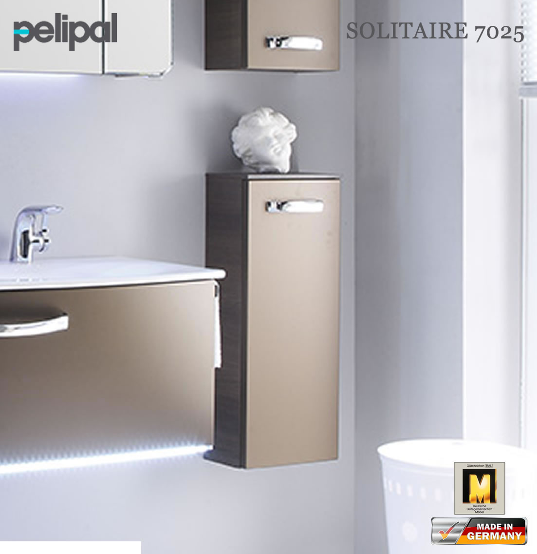 pelipal solitaire 7025 highboard 73 cm 7025 hb 30 01 impuls home. Black Bedroom Furniture Sets. Home Design Ideas