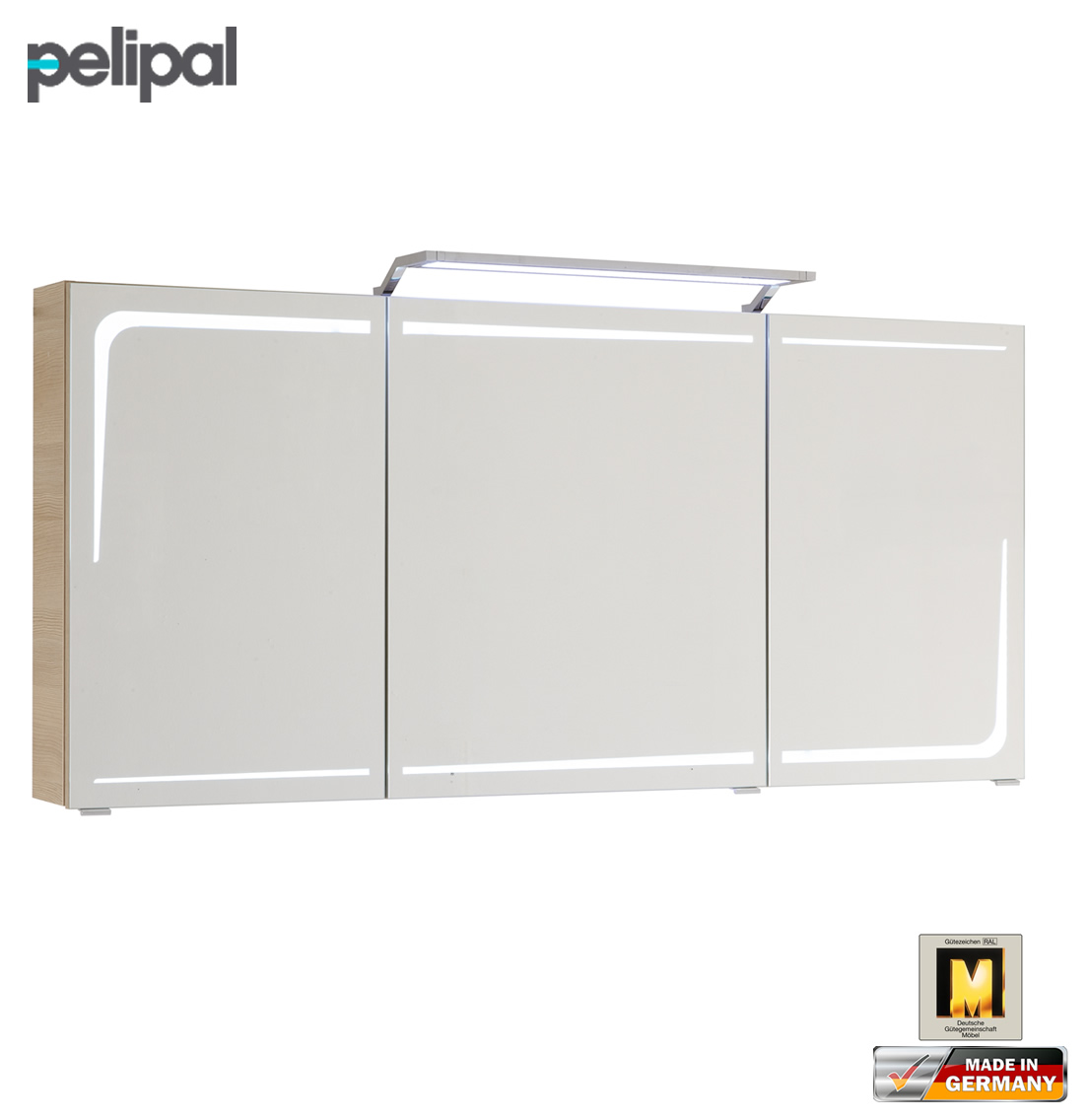 pelipal solitaire 7005 spiegelschrank 150 cm rd sps 06. Black Bedroom Furniture Sets. Home Design Ideas
