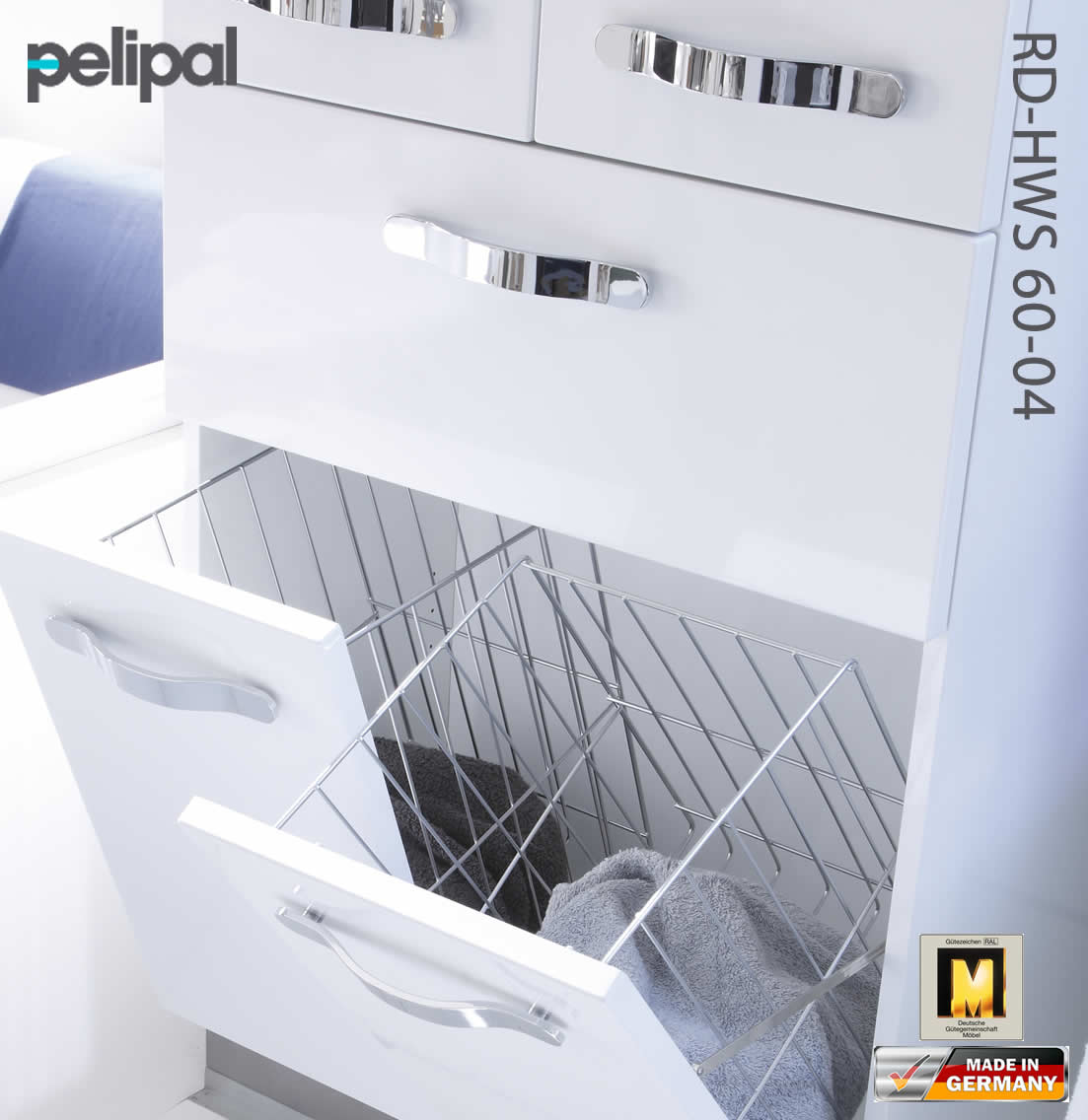 pelipal solitaire 7005 hochschrank 168 cm rd hsw 60 04 impuls home. Black Bedroom Furniture Sets. Home Design Ideas