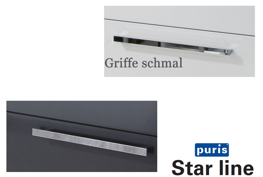Puris Star Line Griffe